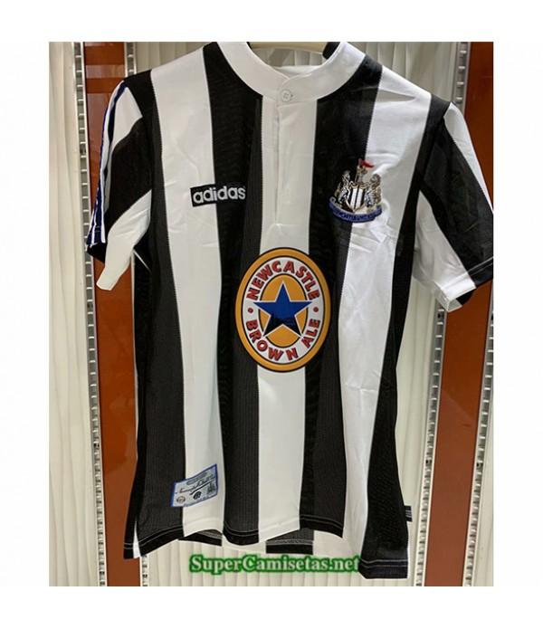 Tailandia Primera Camisetas Clasicas Newcastle United Hombre 1995 97