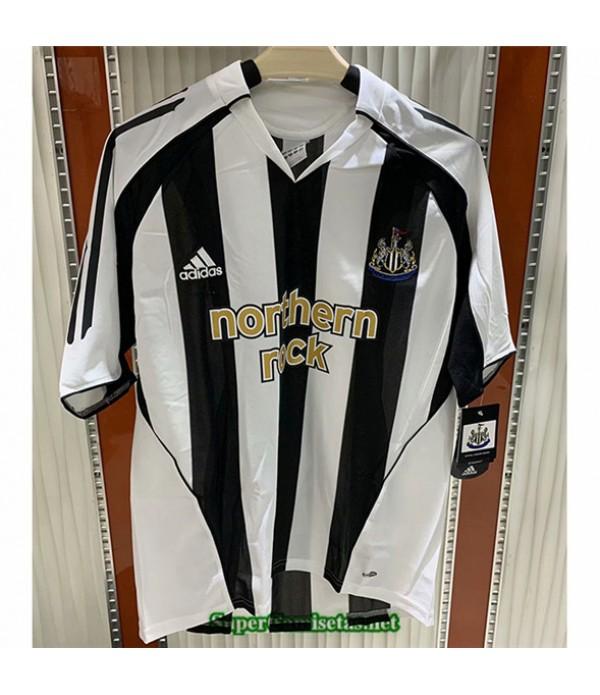Tailandia Primera Camisetas Clasicas Newcastle United Hombre 2005 07