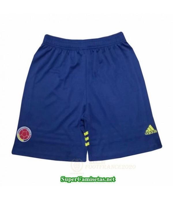 Tailandia Primera Camisetas Colombia Pantalones 2019/20