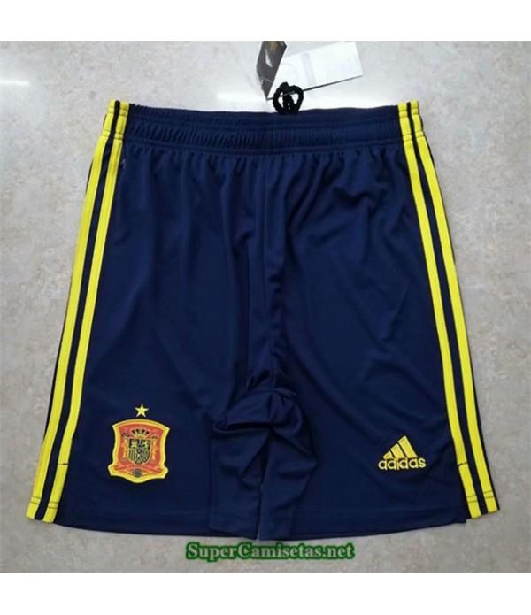 Tailandia Primera Camisetas Espana Pantalones 2020/21