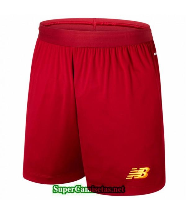 Tailandia Primera Camisetas Liverpool Pantalones 2019/20