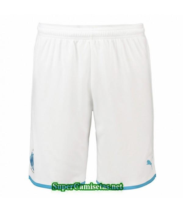 Tailandia Primera Camisetas Marsella Pantalones 2019/20