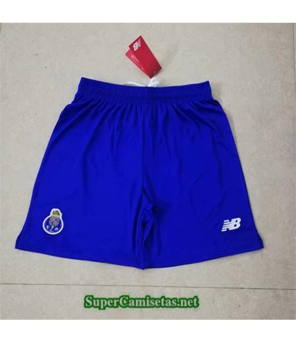 Tailandia Primera Camisetas Oporto Pantalones Azul 2019/20