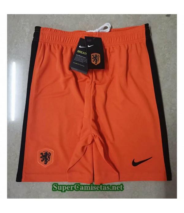 Tailandia Primera Camisetas Paises Bajos Pantalones 2020/21