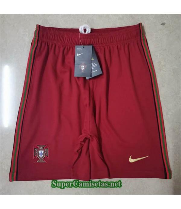 Tailandia Primera Camisetas Portugal Pantalones 2020/21