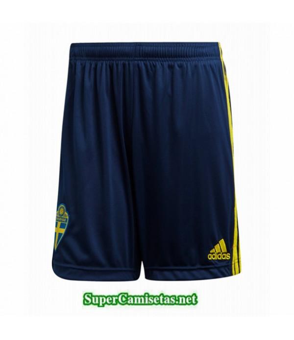 Tailandia Primera Camisetas Suecia Pantalones 2020/21