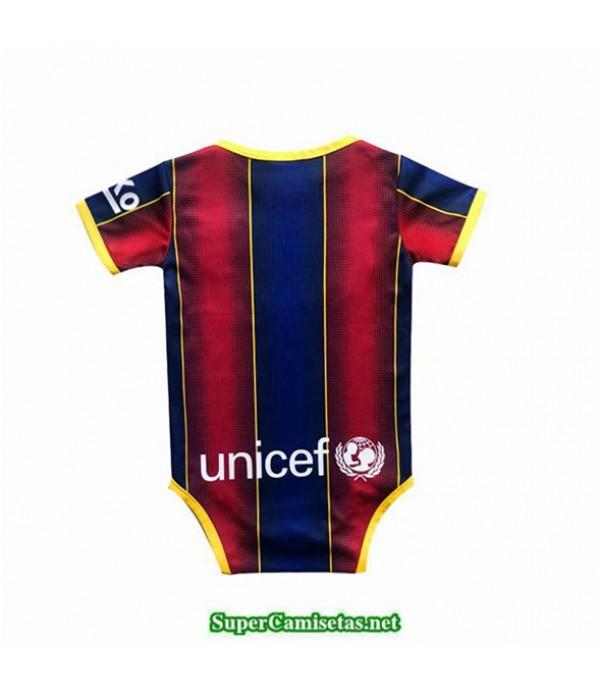 Tailandia Primera Equipacion Camiseta Barcelona Bebé 2020/21