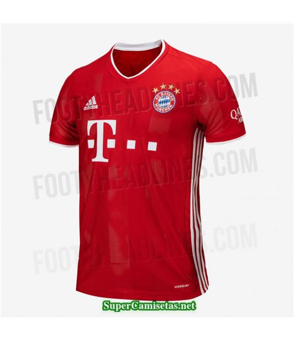 Tailandia Primera Equipacion Camiseta Bayern Munic...