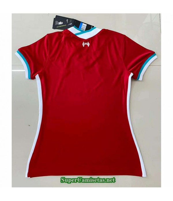 Tailandia Primera Equipacion Camiseta Liverpool Femme 2020/21