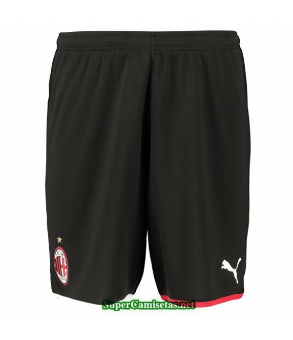 Tailandia Segunda Camisetas Ac Milan Pantalones 2019/20