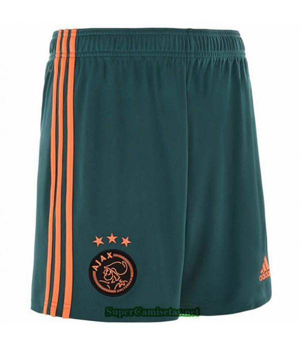 Tailandia Segunda Camisetas Ajax Pantalones 2019/20