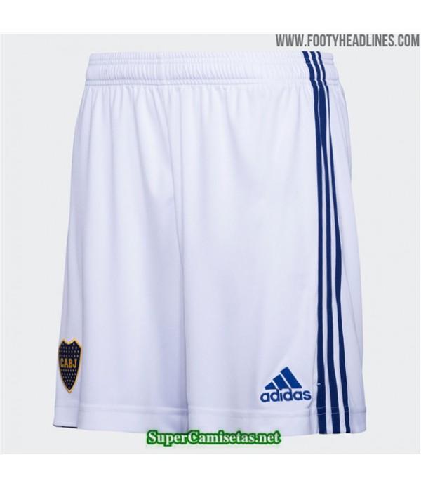 Tailandia Segunda Camisetas Boca Juniors Pantalones 2020/21