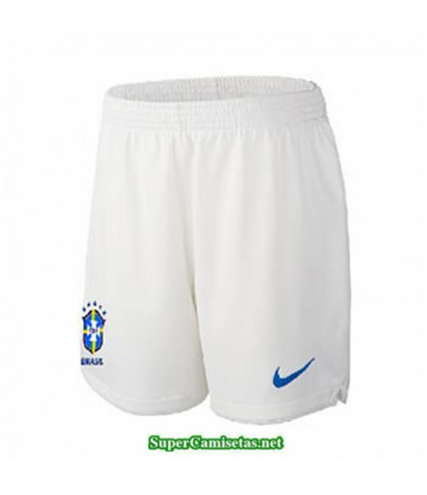 Tailandia Segunda Camisetas Bresil Pantalones 2019/20