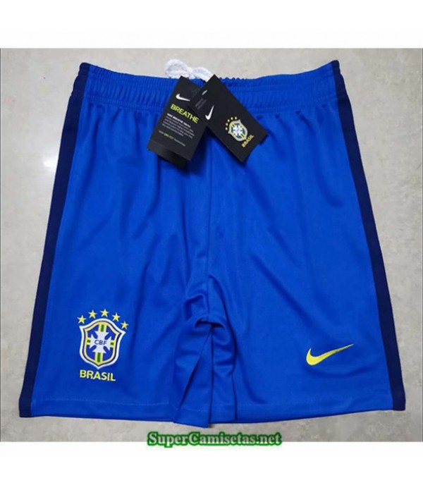 Tailandia Segunda Camisetas Bresil Pantalones 2020/21