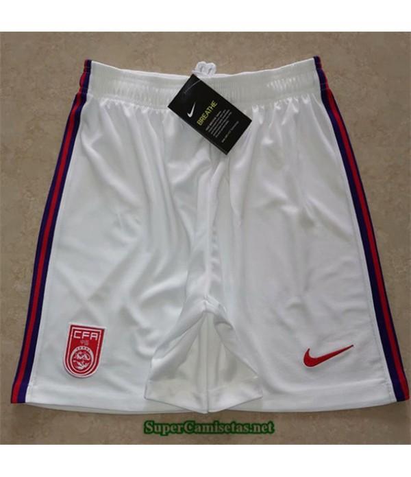 Tailandia Segunda Camisetas China Pantalones 2020/21