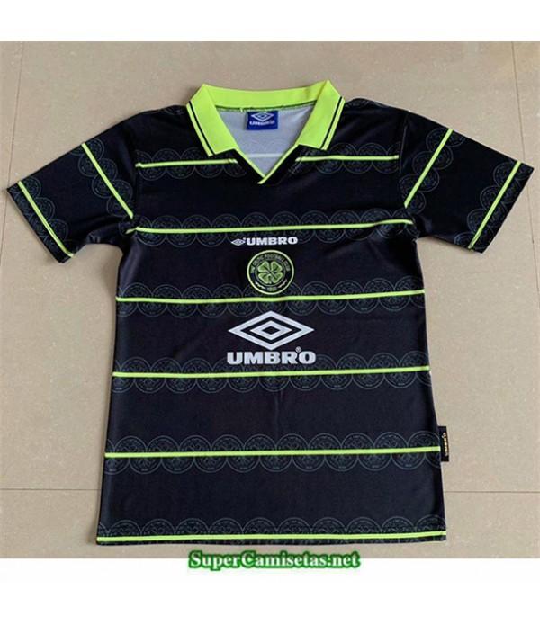 Tailandia Segunda Camisetas Clasicas Celtic Hombre 1998