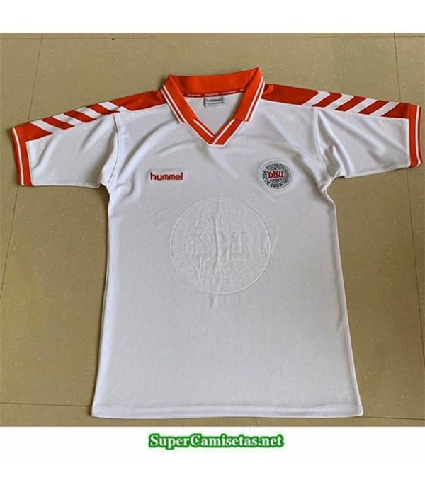 Tailandia Segunda Camisetas Clasicas Dinamarca Hombre 1998
