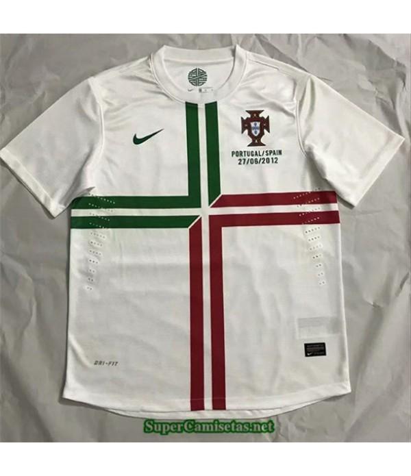 Tailandia Segunda Camisetas Clasicas Portugal Hombre Edición De Jugador 2012