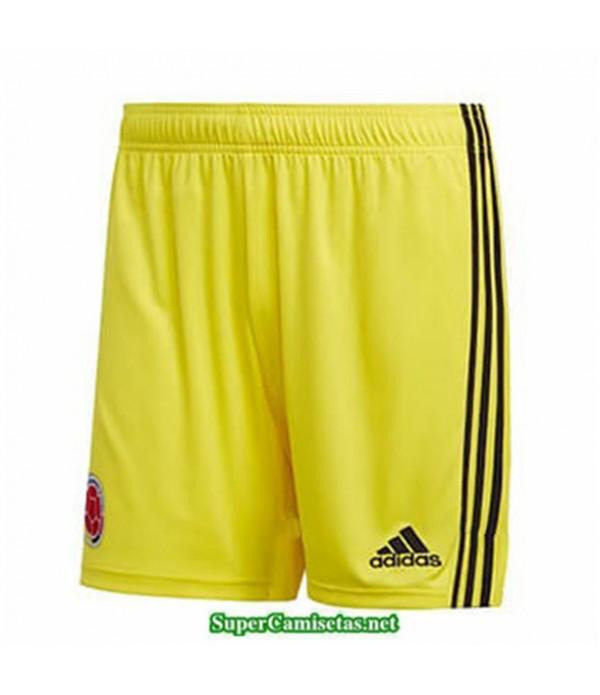 Tailandia Segunda Camisetas Colombia Pantalones 2020/21