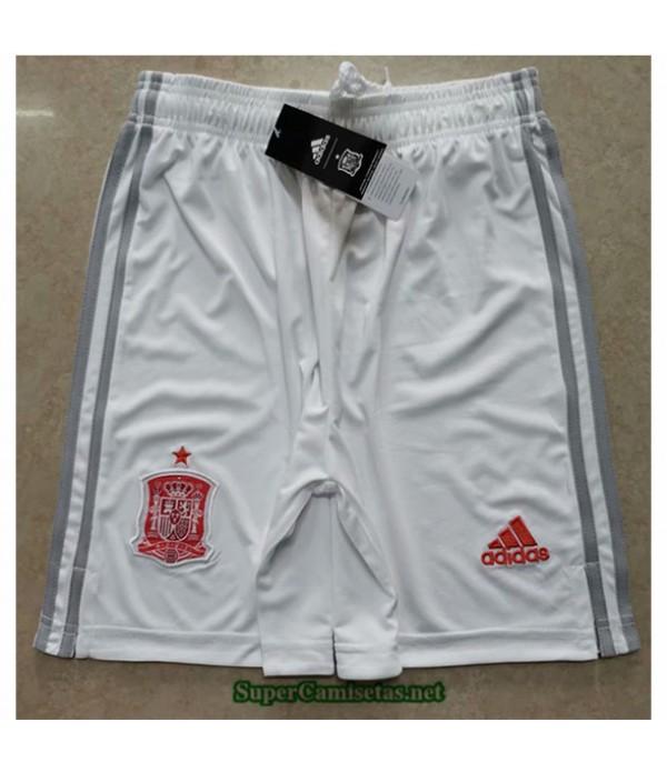 Tailandia Segunda Camisetas España Pantalones 2020/21