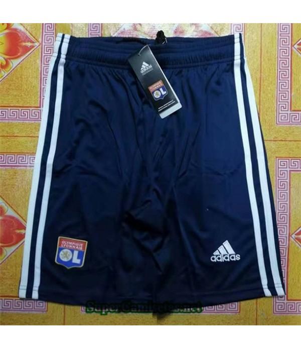 Tailandia Segunda Camisetas Lyon Pantalones 2019/20