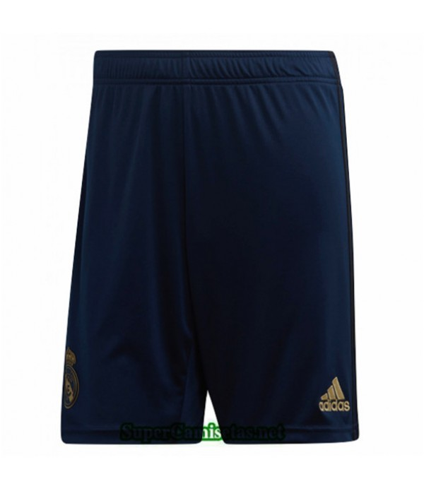 Tailandia Segunda Camisetas Real Madrid Pantalones 2019/20