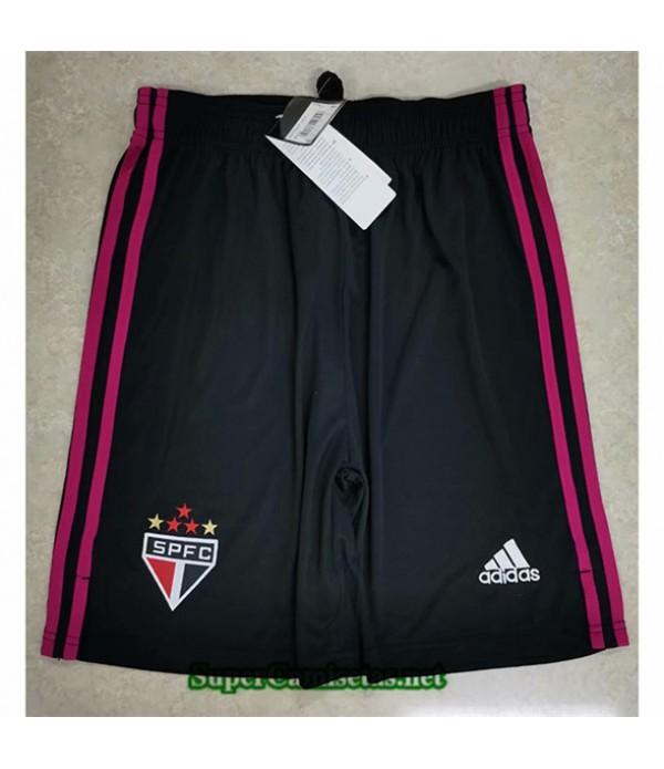 Tailandia Segunda Camisetas Sao Paulo Pantalones 2020/21