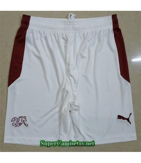 Tailandia Segunda Camisetas Suiza Pantalones 2020/21