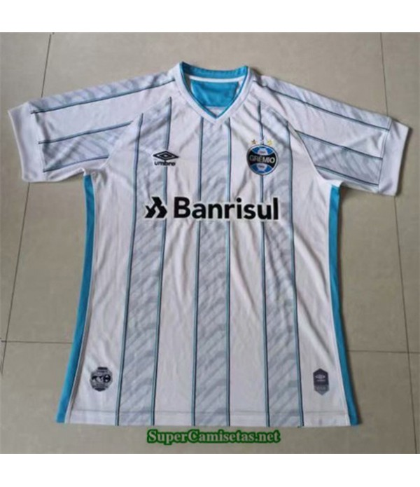 Tailandia Segunda Equipacion Camiseta Gremio Blanco 2020/21
