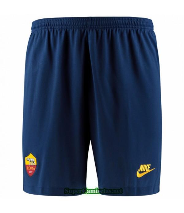 Tailandia Tercera Camisetas As Roma Pantalones 2019/20