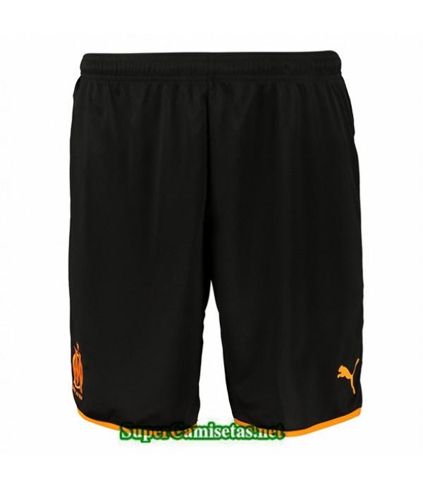 Tailandia Tercera Camisetas Marsella Pantalones 2019/20
