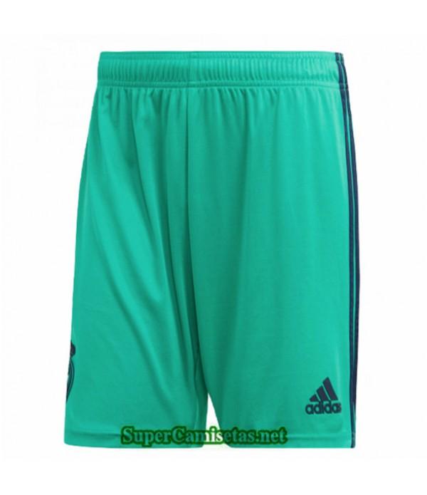 Tailandia Tercera Camisetas Real Madrid Pantalones Verde 2019/20