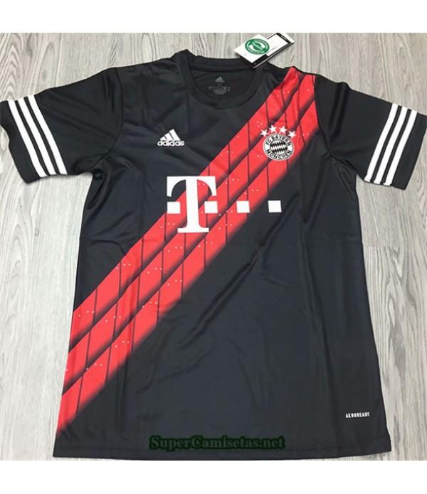Tailandia Tercera Equipacion Camiseta Bayern Munich 2020/21