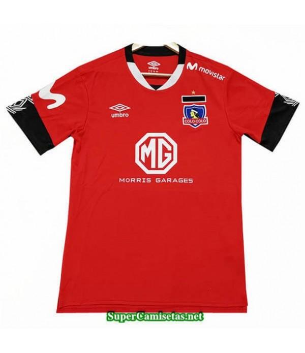 Tailandia Tercera Equipacion Camiseta Colo Colo 2019/20