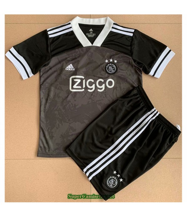 Tailandia Equipacion Camiseta Ajax Amsterdam Apricot Niños 2020/21