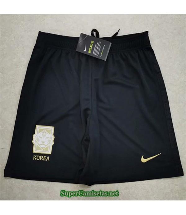 Tailandia Equipacion Camiseta Corea Pantalones Negro 2020/21