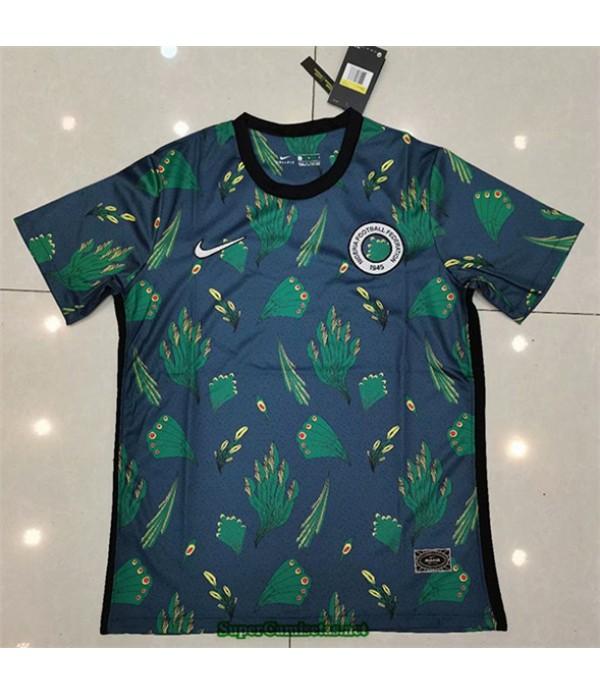 Tailandia Equipacion Camiseta Flower Nigeria 2020/21