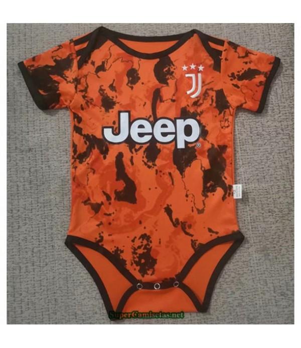 Tailandia Equipacion Camiseta Juventus Bebé Naran...