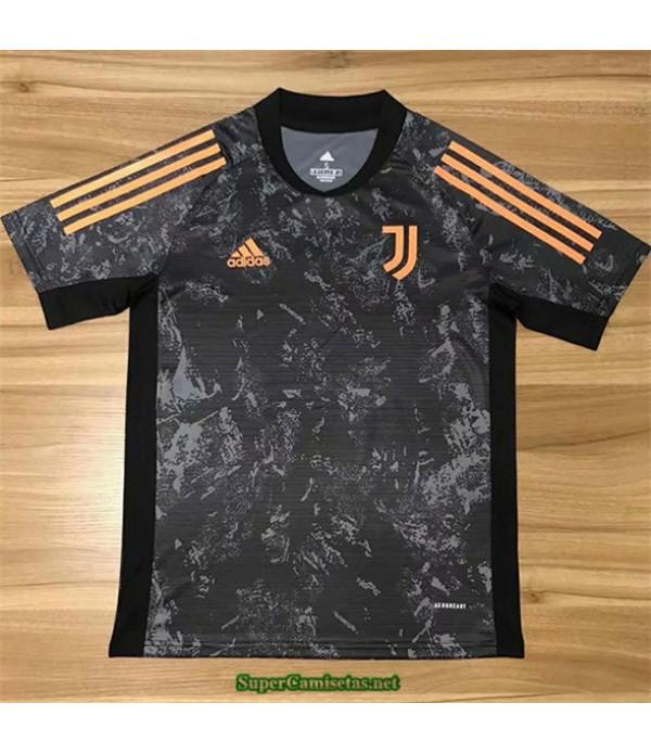 Tailandia Equipacion Camiseta Juventus Negro 2020/...