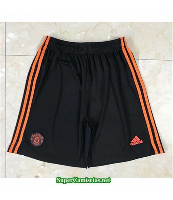 Tailandia Equipacion Camiseta Manchester United Pantalones 2020/21