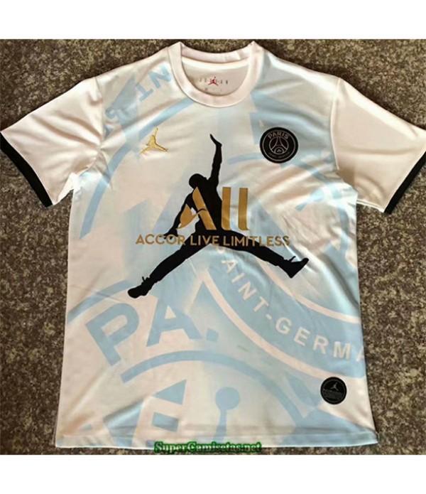 Tailandia Equipacion Camiseta Psg Paris Michael Jo...