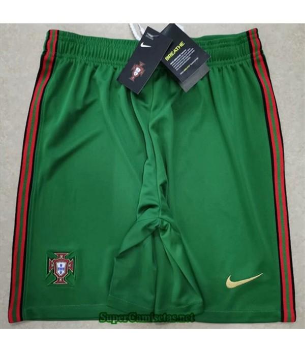 Tailandia Equipacion Camiseta Portugal Pantalones Verde 2020/21