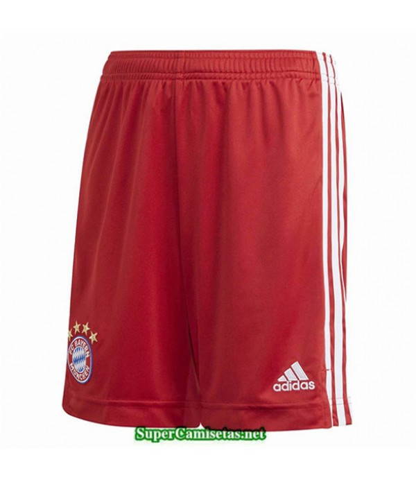 Tailandia Primera Equipacion Camiseta Bayern Munich Pantalones 2020/21