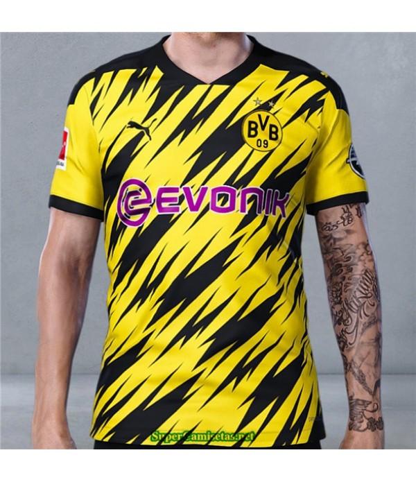 Tailandia Primera Equipacion Camiseta Borussia Dor...