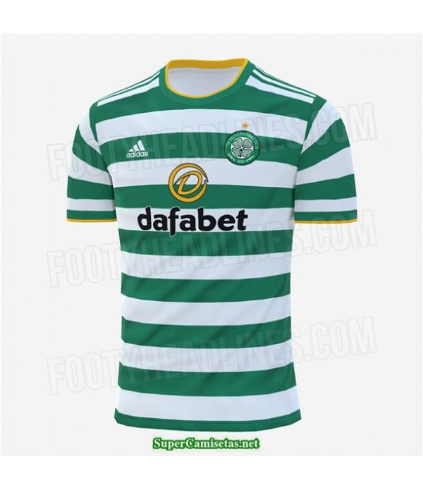 Tailandia Primera Equipacion Camiseta Celtic Fc 2020/21