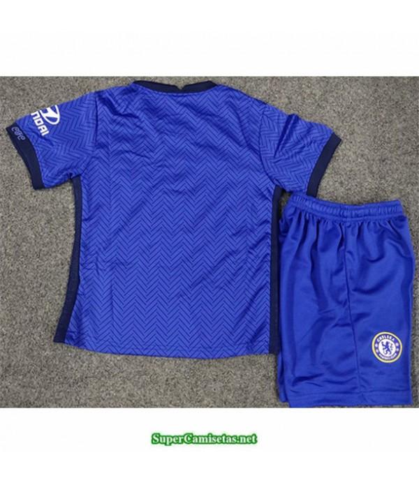 Tailandia Primera Equipacion Camiseta Chelsea Niños 2020/21