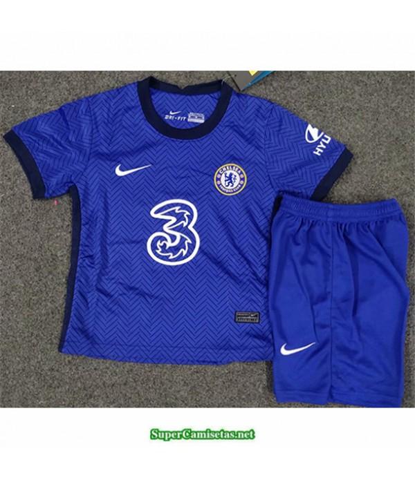 Tailandia Primera Equipacion Camiseta Chelsea Niñ...