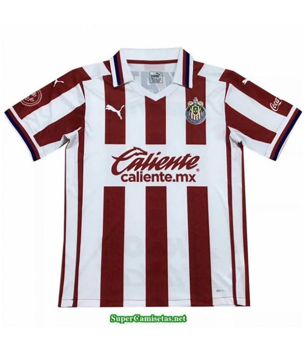Tailandia Primera Equipacion Camiseta Chivas De Guadalajara 2020/21