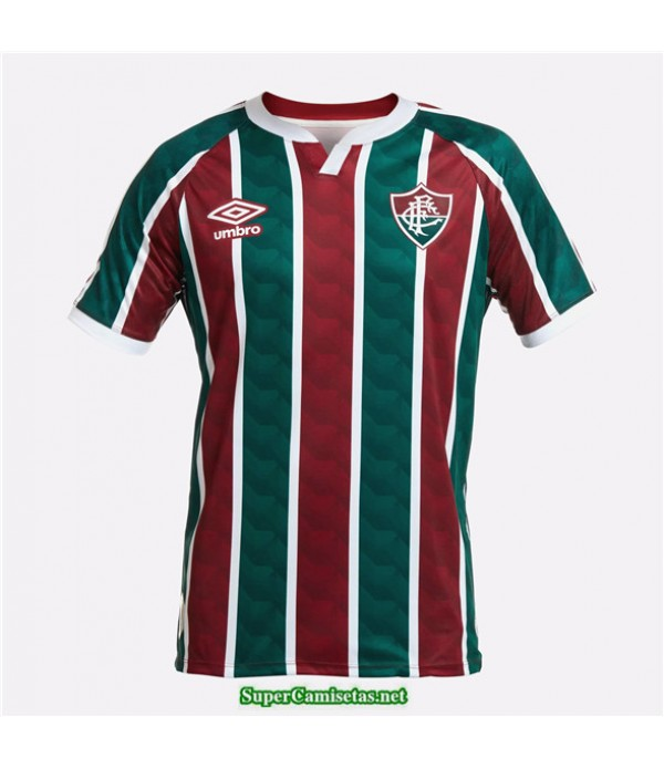 Tailandia Primera Equipacion Camiseta Fluminense 2020/21