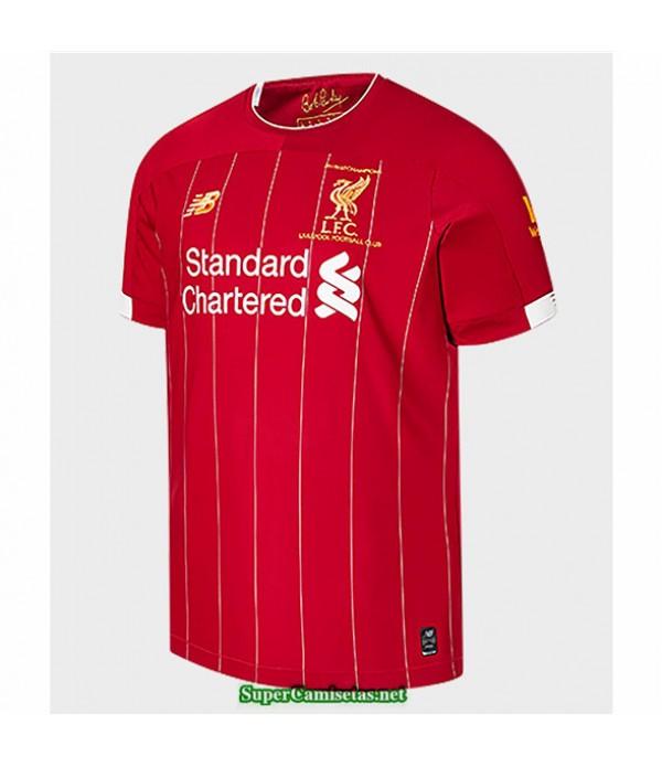 Tailandia Primera Equipacion Camiseta Liverpool Fc Champions 1920